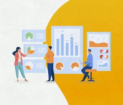 Transforme dashboards em insights: análise de dados aplicada